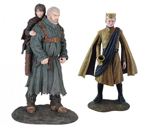 Game of Thrones Figurine Collection for Tiny Westeros Reenactments