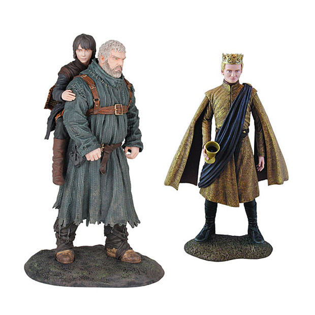 game of thrones figurine collection for tiny westeros. Black Bedroom Furniture Sets. Home Design Ideas
