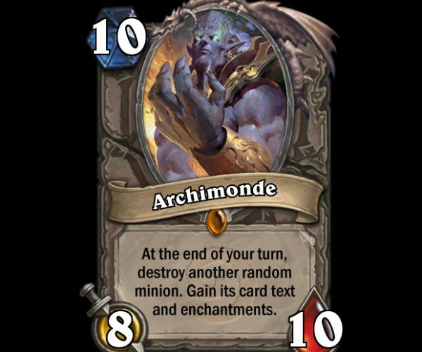 Fan-Made Hearthstone Outland Expansion: You'll Love These New Recipes