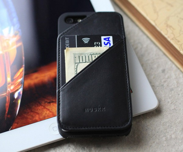 Deal: Save 49% on the HUSKK Quickdraw Phone Case & Wallet