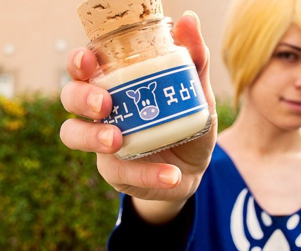Legend of Zelda Lon Lon Milk Candles Restore Light, Not Health