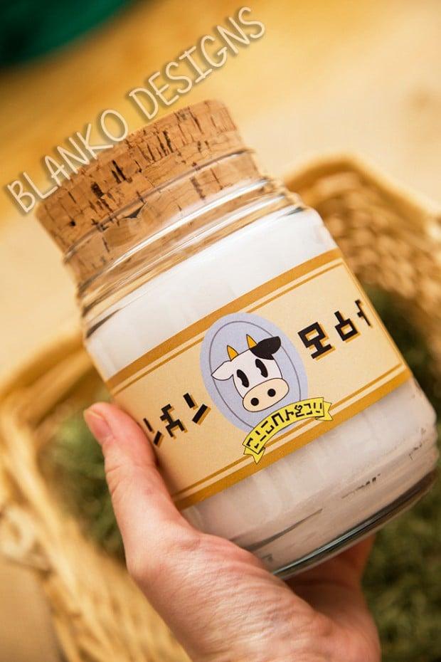 Legend Of Zelda Lon Lon Milk Candles Restore Light Not Health
