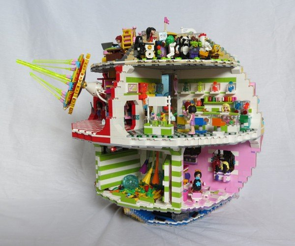 LEGO Friends Death Star: That\