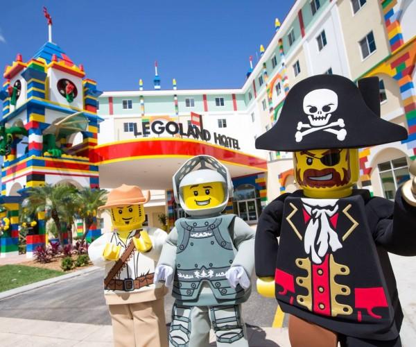 Mega LEGO Hotel Opens in Florida