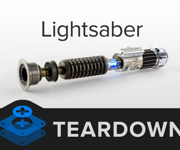 iFixit's Lightsaber Teardown: Watto's Wiki