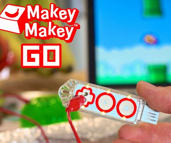 Makey Makey Go: Turn Objects into Keyboards Anywhere, Anytime