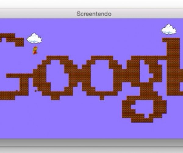 Screentendo Turns Your Screen into a Playable Super Mario Level