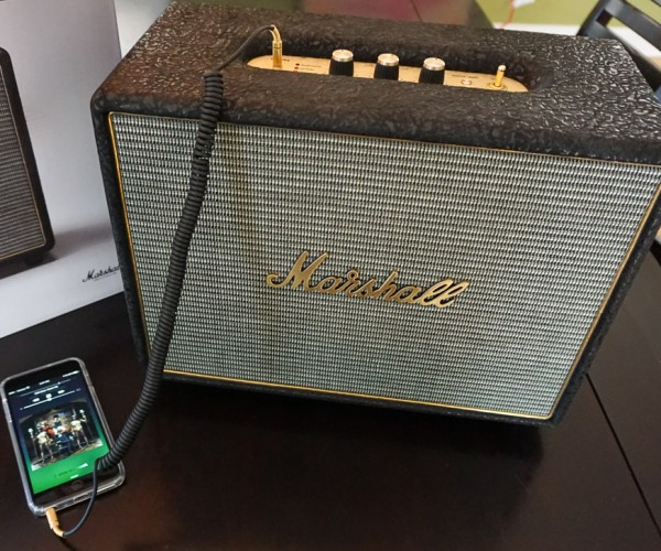 Review: Marshall Woburn by John Varvatos Limited Edition Speaker