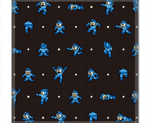Mega Man Fans, Dry Your Tears in These Retro Hand Towels