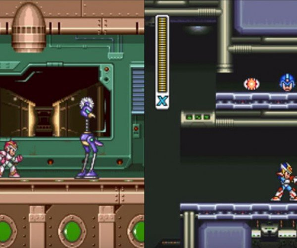 Gamer Beats Mega Man X and X2 at the Same Time, with One Controller