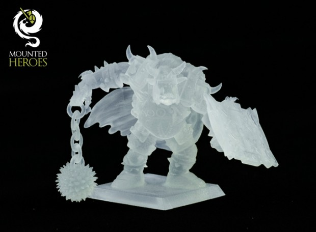 mounted_heroes_3d_printed_customizable_miniatures_7