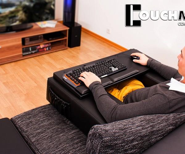 Couchmaster Lap Desk: Reverse Sofa