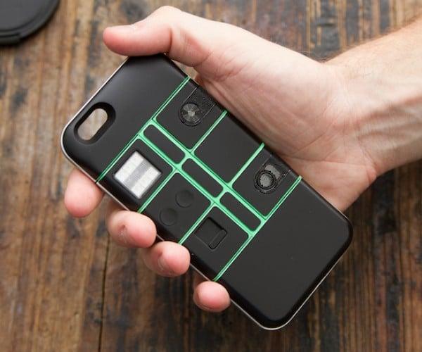 Nexpaq Smartphone Case Has Modular Electronics: Casebloks