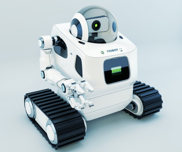 Nobot Robot Lets You Hire People to Control It: Mechanical Mechanical Turk