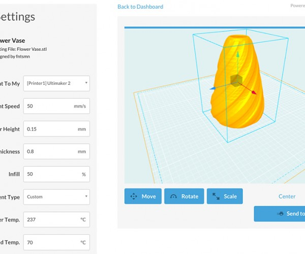 Pinshape Lets 3D Designers Sell Designs without Giving Away their 3D Model: Stream Machine