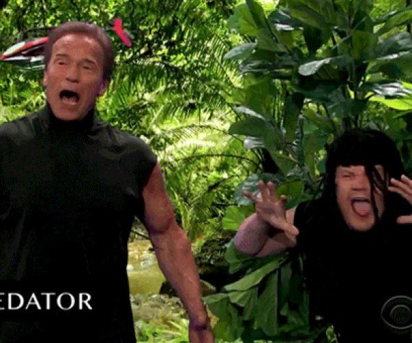 Arnie Acts out Classic Action Flicks in 6 Minutes