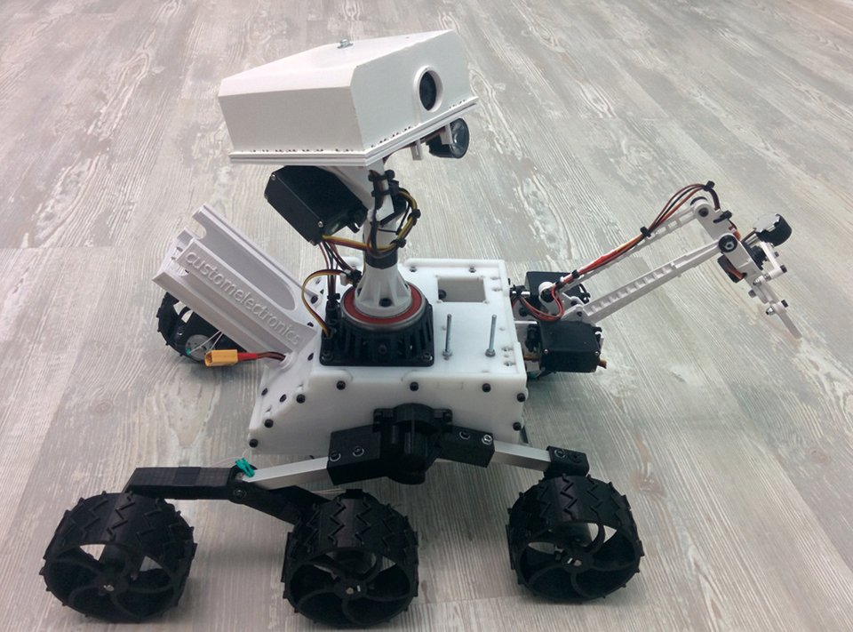 mars rover control - photo #4