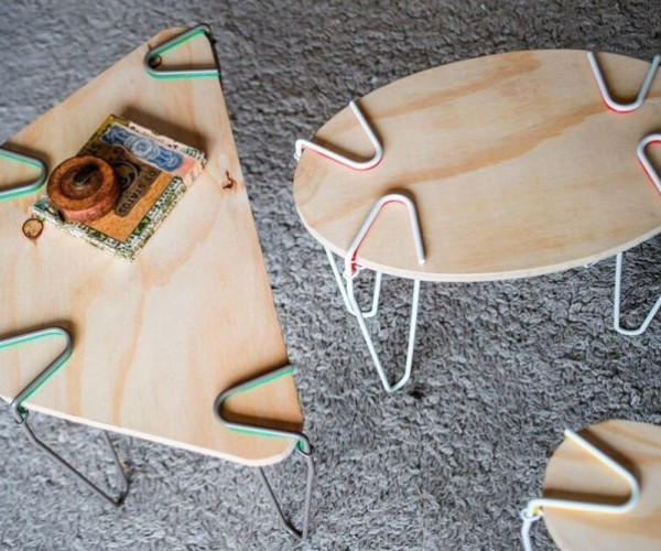 SNAP Turns Almost Anything into Functional Furniture