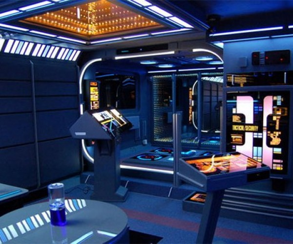 Star Trek Apartment Goes up for Sale
