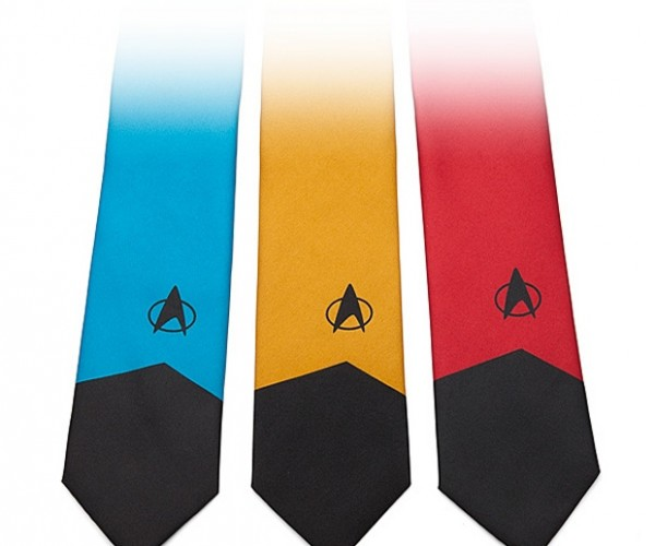 Star Trek TNG Ties: The Final Cravat