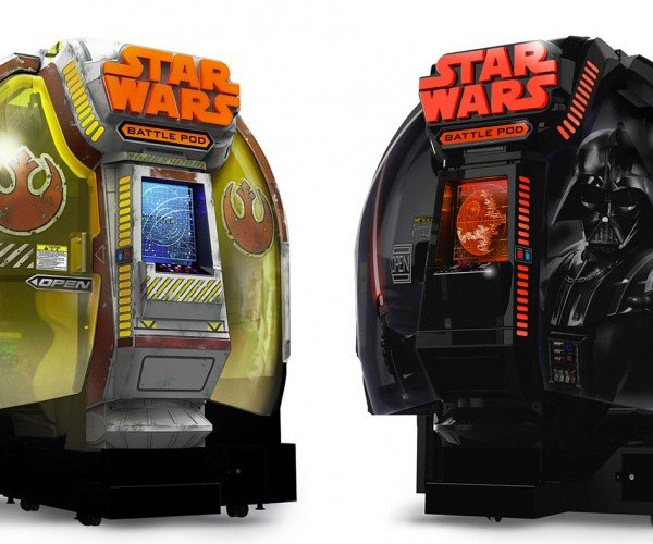 You Can Buy your Own Star Wars Battle Pod!