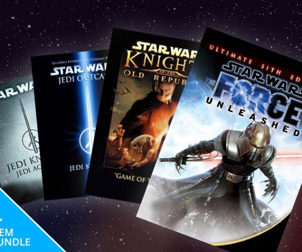 Deal: May The 4th Be With You Star Wars Game Bundle