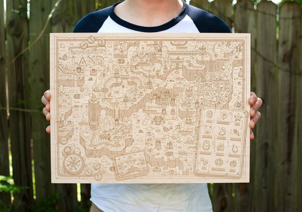 super_mario_world_dinosaur_land_wood_map_by_neutral_ground_and_alex_griendling_1