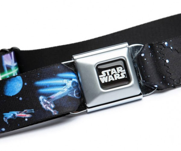 Star Wars Fighters Belt: May Your Pants Be with You, Always.
