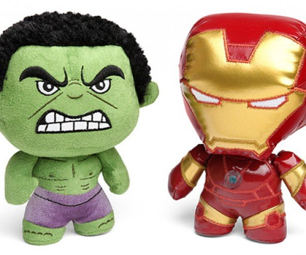 Avengers: Age of Ultron Plushies Have No Strings