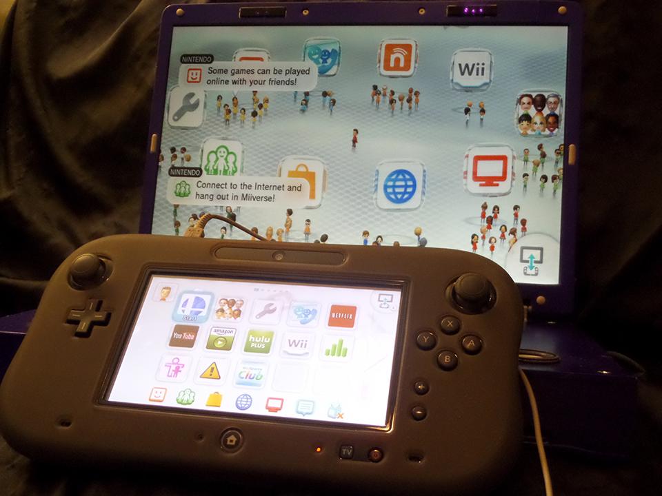 Wii U Laptop Case Mod Nintendo Nw Technabob