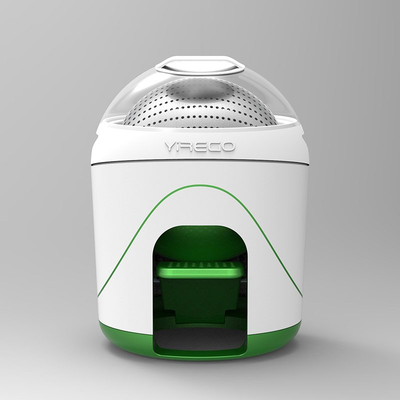 Get Your Clothes Clean And Stay Very Green With Drumi