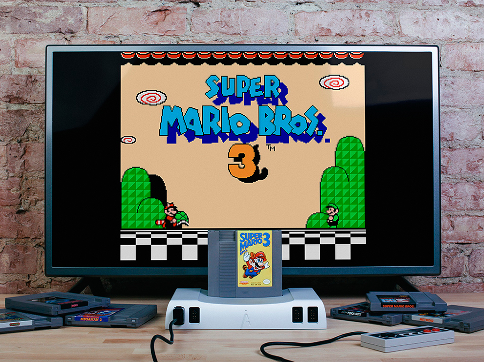 A Closer Look at the $500 Analogue Nt NES Console: NESt Egg - Technabob