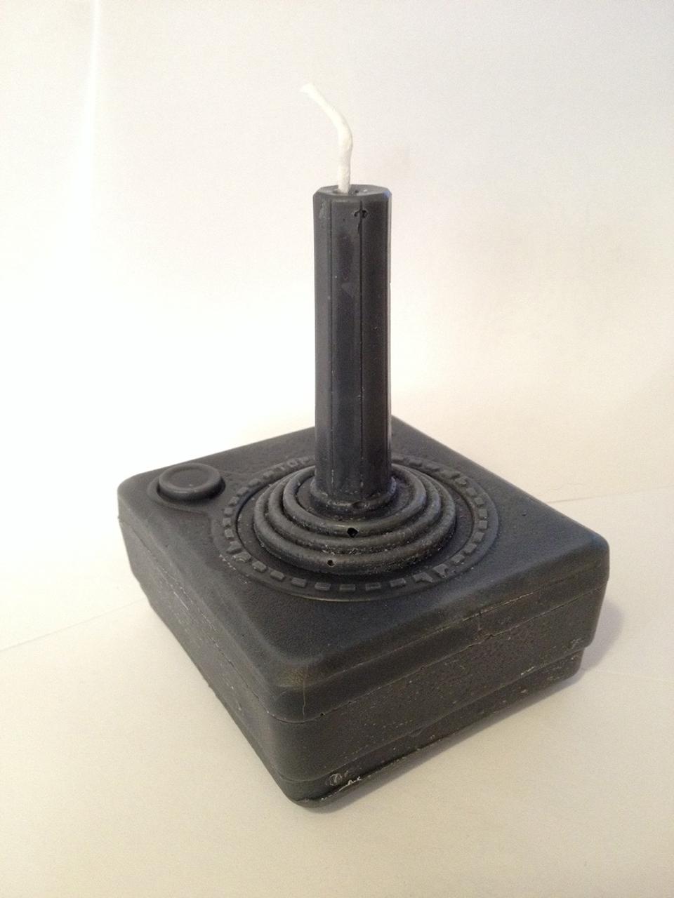Atari 2600 Vcs Mr Do Scans Dump Download: Atari 2600 Joystick Candle: Coldbreaker