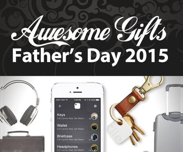 Looking for Father's Day Gift Ideas? The Awesomer Has Got You Covered
