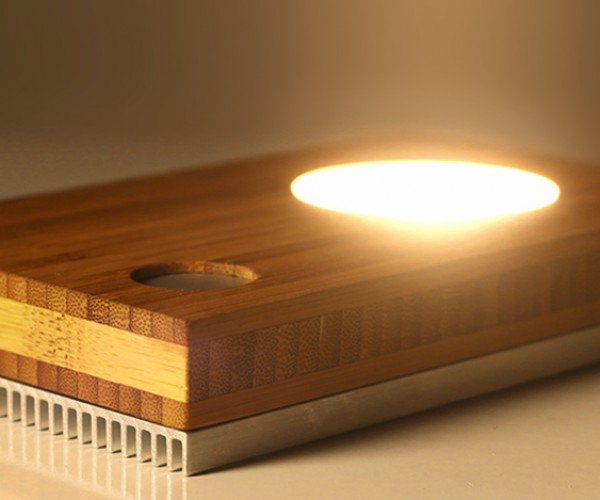Baselamp Discreet LED Light: Lamp All the Things