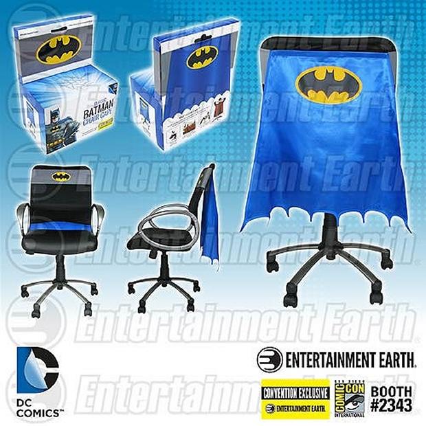 Funny Batman Armchair · Http://technabob.com/blog/wp Content/uploads/ Home Design Ideas