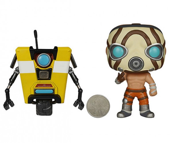 Borderlands Funko Pop Vinyl Figures Will Loot Your Wallet