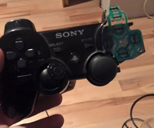 Gamer Rage Leads to Broken PS3 Controller, Soccer Star to Pay for Replacement