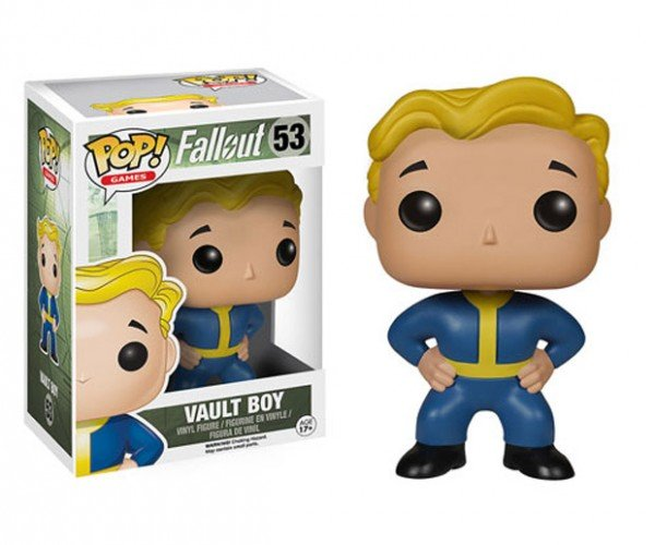 Fallout Funko POP Action Figures Escape from the Vault