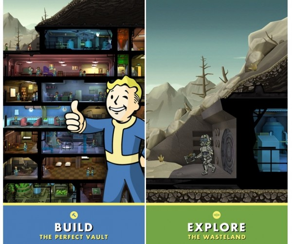 Fallout Shelter Puts You in Charge of a Vault from 'Fallout'