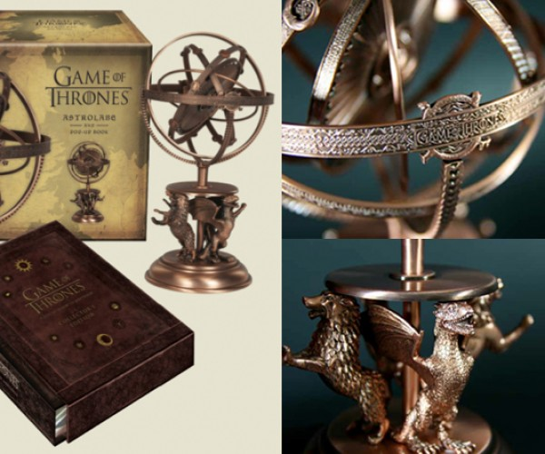 Game of Thrones Astrolabe Replica is Coming
