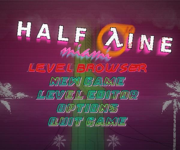 Hotline Miami + Half-Life 2: Half-Line Miami