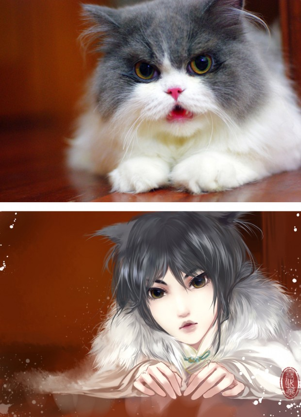 illustrations_based_on_cats_by_xuedaixun_8