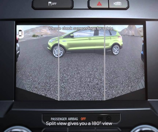 Ford Camera Tech Can See Around Corners