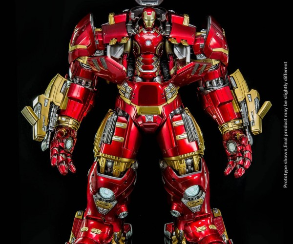 King Arts 1:9 Hulkbuster Has Room for an Iron Man Action Figure: Iron Matryoshka