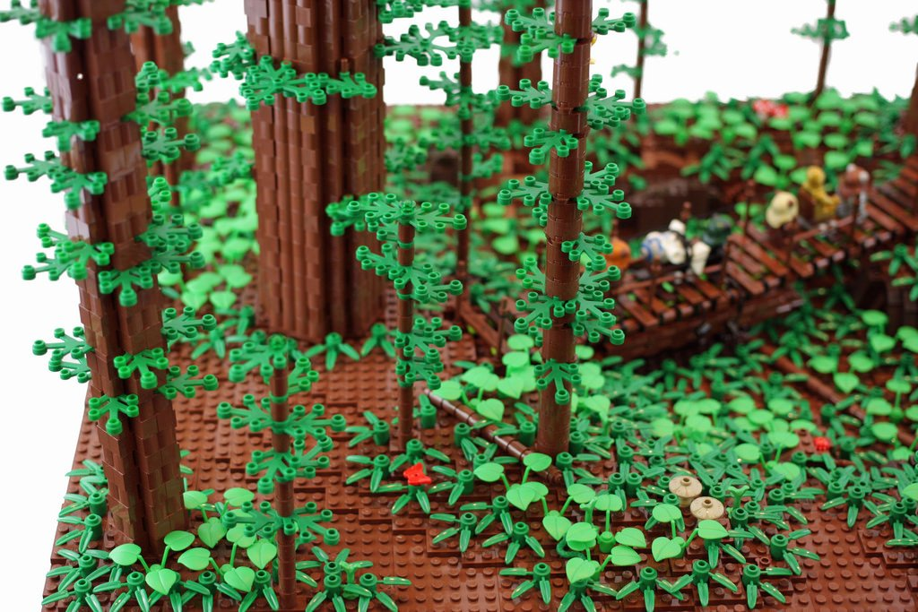 LEGO Going Green, but Keeping All Its Colors - Technabob