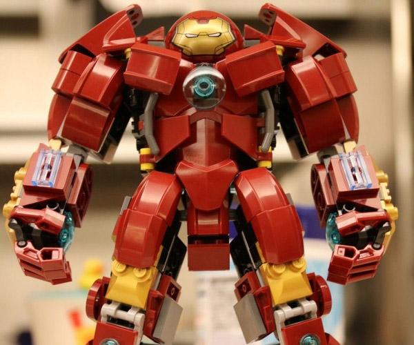 LEGO Hulkbuster Concept: Minibig