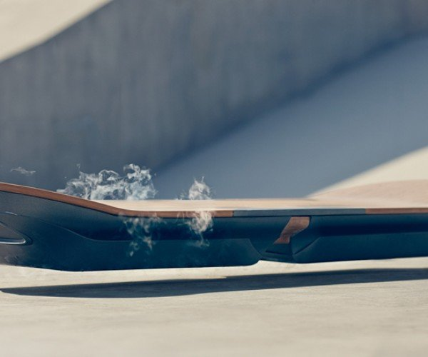 Lexus Slide Hoverboard: Please Let This Be Real