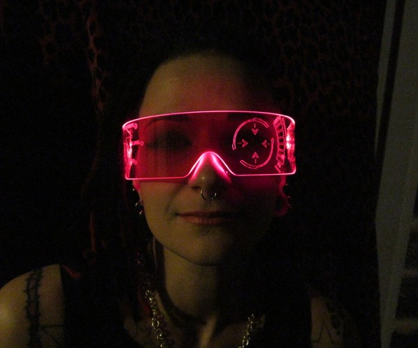 Illumi-Nation Light-up Visors: Put Yo HUD Up