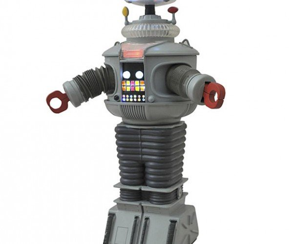"Lost in Space B9 Electronic Robot Cries ""Danger!\"""